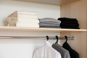 Building Your Own Wardrobe- Storage Solutions by Carpenters Swansea