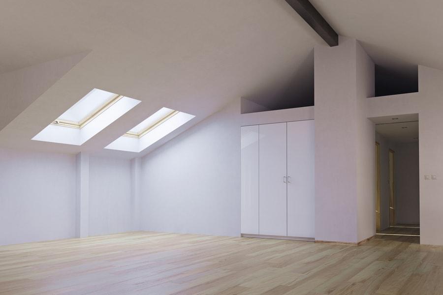 Loft Conversion at Killay by Elite Carpenters Swansea