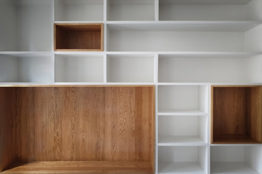 Storage Solutions, Shelving, Carpenter Swansea