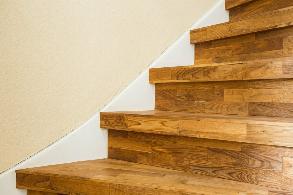 Wooden Staircase Builders and Installation in Swansea